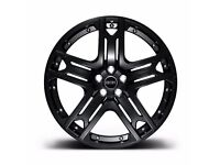 Range Rover Sport Vogue Discovery 20inch Alloy Wheels Black Kahn RS600 Set of 4