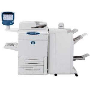 Xerox Color Production Printer Docucolor DC 252 240 242 250 Photocopier 11x17 12x18 13x19 - BUY LEASE RENT SPECIAL OFFER