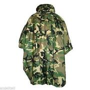 British Army Poncho