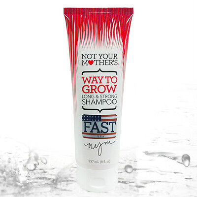 Way to Grow Long Strong Fast Hair Strengthens Shampoo Treatment 237ml