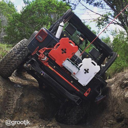 1.75 Gallon Rotopax Fuel Pack, Jerry Can For Jeep, ATV, UTV, Polaris RZR