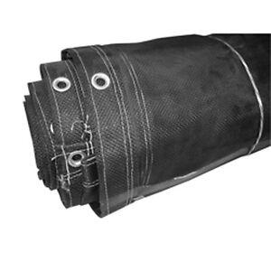 Toile en mèche PVC pour remorque dompeur
