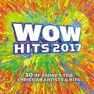 WOW Hits 2017 Christian DVD [ new,sealed]