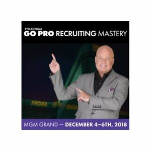 GoPro-Recruiting Mastery Ticket