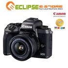 Canon EOS Digital Cameras EOS M5
