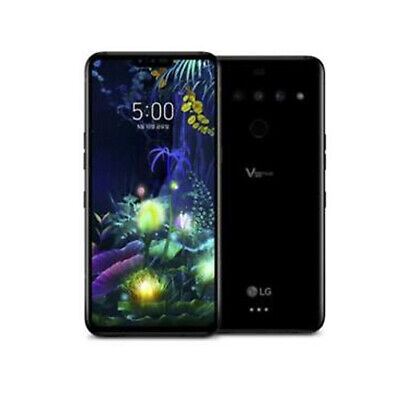 LG V50 ThinQ 128GB Black Sprint Unlocked AT&T T-Mobile 5G Android Smartphone