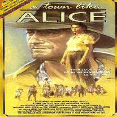 A Town Like Alice  1981 Original Mini Series  Bryan Brown  Helen Morse  Dvd