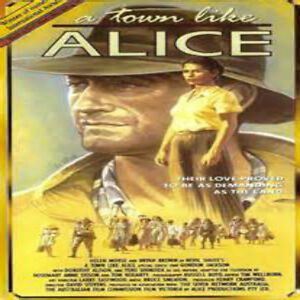 A Town Like Alice, 1981 Original Mini-Series, Bryan Brown, Helen Morse, DVD