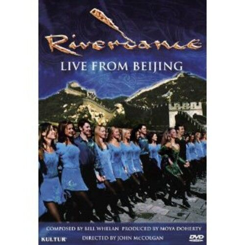 [DVD NTSC/1 NEW] RIVERDANCE: LIVE FROM BEIJING