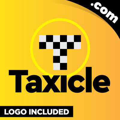 Taxicle.com Is A Cool Brandable Domain For Sale Godaddy App Idea Ride Sharing