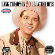 Hank Thompson CD