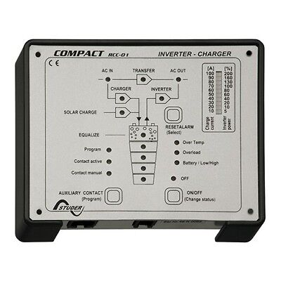 Remote Control Studer RCC-01 for XPC and C in the Compact series inverters for sale  Shipping to United Kingdom