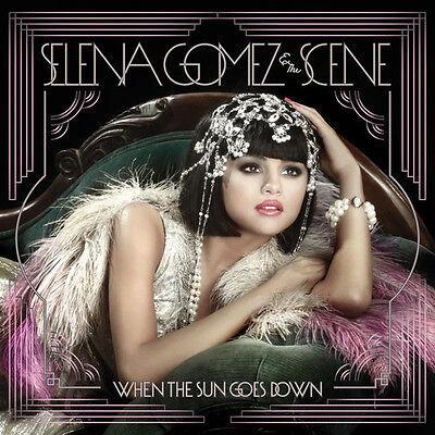 Selena Gomez  Selena   When The Sun Goes Down  New Cd