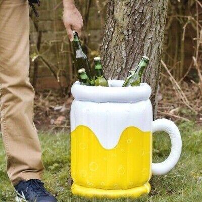Inflatable Frosty Beer Mug Beverage Ice Cooler ~ New  - Inflatable Beer Mug