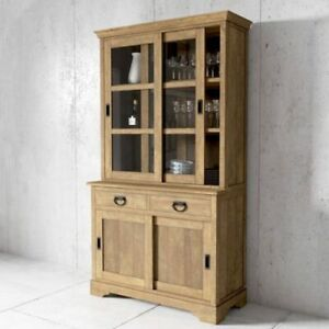 """45"""" Riverbend Display Console with Sliding Door"""