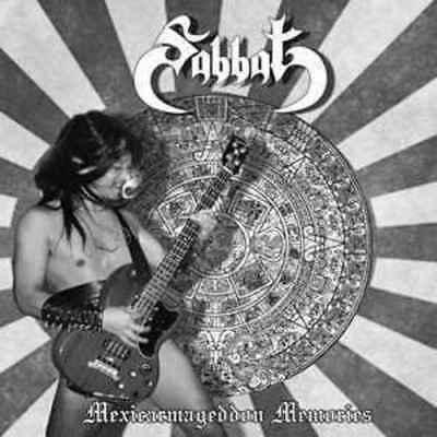 Sabbat 'Mexicarmageddon Memories' cd