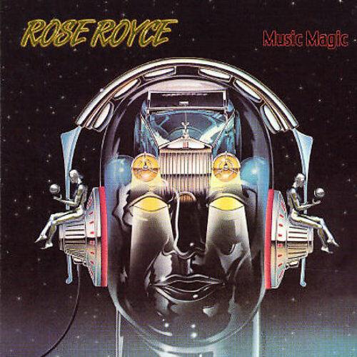 ROSE ROYCE - MUSIC MAGIC [JAPAN] NEW CD