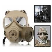 Airsoft Mask Fan