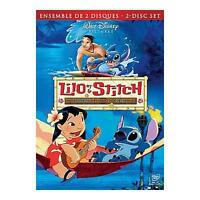 Disney DVD (Lilo Stitch Atlantis Brother Bear Meet the Robinson)