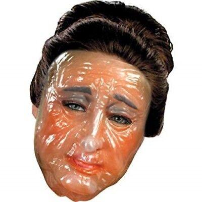 Gesichtsmaske Plastik Durchsichtig Bemalt das Gesicht Bedeckend Verschiedene ()