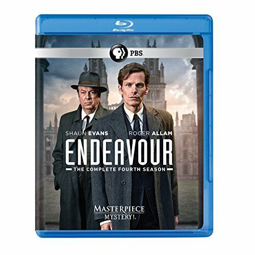 Masterpiece Mystery-endeavour Series 4 (blu-ray/2 Disc)
