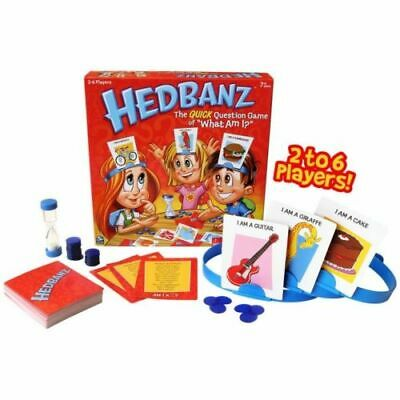 Hedbanz Family Childrens Kids Party Fun Clue Card Guessing Game 2-6 Players Gift for sale  Shipping to Nigeria
