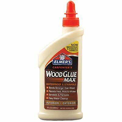 Elmers Carpenters Wood Glue Max 8oz