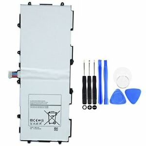 Replacement Battery for Samsung Galaxy Tab 3 10.1 GT-P5210 P5200 P5220 6800mAh