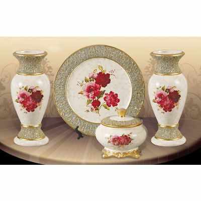 Декоративные тарелки New D'Lusso Designs Serina