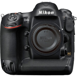 Nikon D4s Digital SLR Camera Body