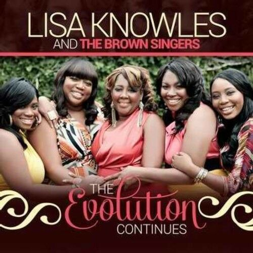 Lisa Knowles - Evolution Continues [New CD]