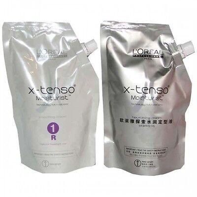 #5 L'OREAL X-tenso Straightener Cream Resistant Hair Rebonding Straight Perm