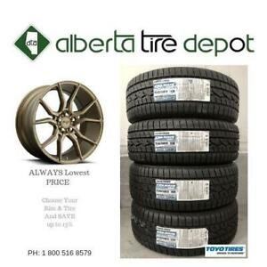 10% SALE LOWEST Price OPEN 7 DAYS Toyo Tires All Weather 225/65R17 Toyo Celsius Shipping Available Trusted Business