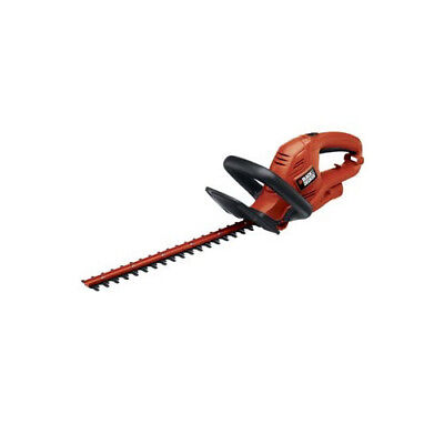 Black & Decker 3.5 A 18 in. Dual Action Electric Hedge Trimmer HT18 New