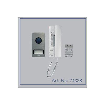 grothe 74328 t rsprechanlage 1 wohneinheit 2 draht. Black Bedroom Furniture Sets. Home Design Ideas