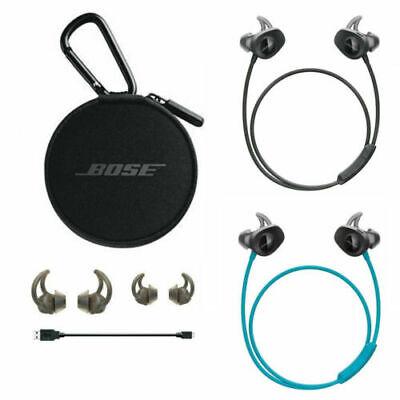 Bose SoundSport Wireless In-Ear Bluetooth NFC Headphones Earphones Earbuds
