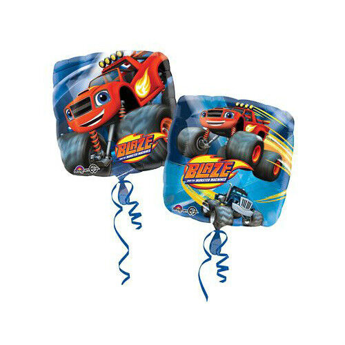 Blaze And The Monster Machines Party Supplies FOIL BALLOON Genuine Anagram Lic