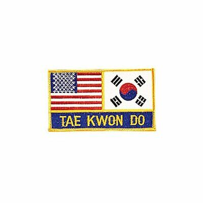 "Dragon 4/"" Dia. Tae Kwon Do Patch"