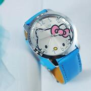 Blue Hello Kitty Watch