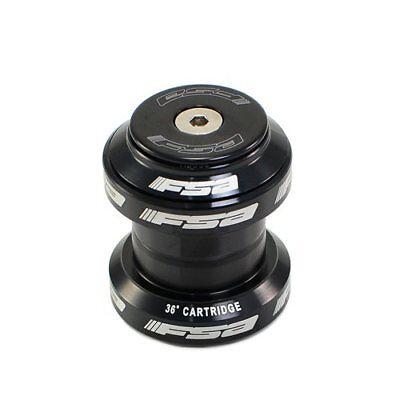 "FSA Orbit MX 1-1//8/"" Threadless MTB Road Headset with Top Cap Black"
