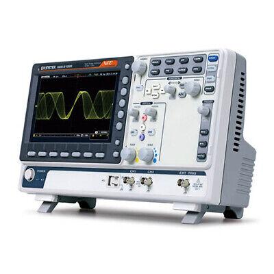 Instek Gds-2102e 100 Mhz 2-channel Digital Storage Oscilloscope