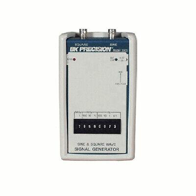 Bk Precision 3003 Handheld 10mhz Sine Square Wave Generator 220v