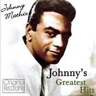 Johnny Mathis Greatest Hits CD