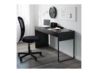 IKEA MICKE DESK BLACK RRP: £70