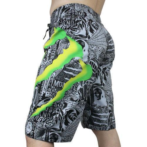Monster Shorts Ebay
