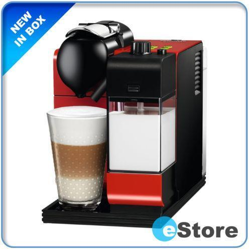 Nespresso Lattissima Cappuccino Amp Espresso Machines Ebay