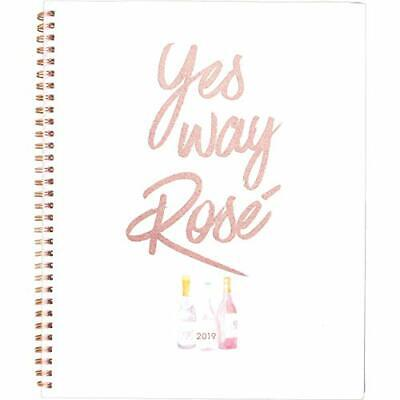 Cambridge 2019 Weekly Monthly Plannerappointment Book 8-12 X 11 Fashi...
