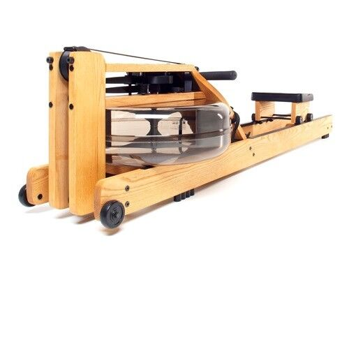 Waterrower Natural Rowing Machine in Ash Wood with S4 Monito