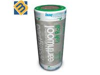 Knauf Earthwool Loft Roll Insulation Roll Loft Insulation 100mm 150mm 170mm 200mm