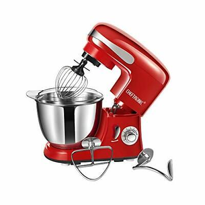 6 Speed Electric Stand Mixer Baking Machine Kitchen Dough Bread Cake Cooking